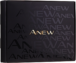 Düfte, Parfümerie und Kosmetik Gesichtspflegeset - Avon Anew Ultimate (Augencreme 2x10ml + Verjüngende Peeling-Goldmaske 75ml + Tagescreme für das Gesicht 50ml)