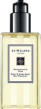 Düfte, Parfümerie und Kosmetik Jo Malone Pomegranate Noir - Hand- und Duschgel mit Granatapfel