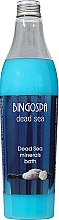 Düfte, Parfümerie und Kosmetik Badeschaum mit Mineralien aus dem Toten Meer - Bingo Spa Dead Sea Minerals Bath