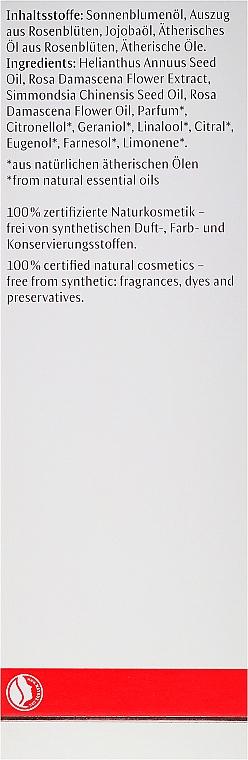 Pflegendes Rosenöl für den Körper - Dr. Hauschka Rose Nurturing Body Oil — Bild N3