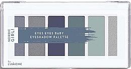 Düfte, Parfümerie und Kosmetik Lidschatten-Palette mit 6 Farben - Lumene Nordic Girl! Eyes Eyes Baby Eyeshadow Palette