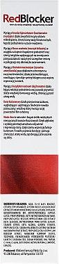 Feuchtigkeitsspendende Tagescreme für empfindliche und Kapillarhaut gegen Rötungen und Reizungen - RedBlocker Day Redness Reducing Moisturiser with Natural Green Pigments SPF 15 — Bild N2