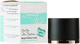 Düfte, Parfümerie und Kosmetik Konzentriertes Gesichtsserum gegen Akne, Pickeln und Rötungen - Nacomi Beauty Shots Concentrated Serum 2.0