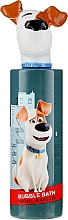 Düfte, Parfümerie und Kosmetik Badeschaum für Kinder The Secret Life Of Pets Max - The Secret Life Of Pets Max Bubble Bath