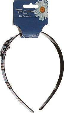 Haarreif mit Krone 27567 blau - Top Choice — Bild N1