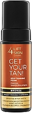 Düfte, Parfümerie und Kosmetik Selbstbräunungsschaum für den Körper - Lift4Skin Get Your Tan! Self Tanning Bronze Foam