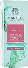 Augenkonturgel gegen Tränensäcke und Augenringe mit japanischen Algen - Markell Cosmetics Lux-Comfort — Bild N1