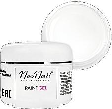 Düfte, Parfümerie und Kosmetik UV/LED Farbgel - NeoNail Professonal Paint UV/LED Gel