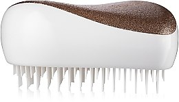 Kompakte Haarbürste mit Glitzer - Tangle Teezer Compact Styler Glitter Gold — Bild N4