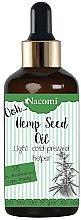 Düfte, Parfümerie und Kosmetik Hanfsamenöl für den Körper - Nacomi Hemp Seed Oil