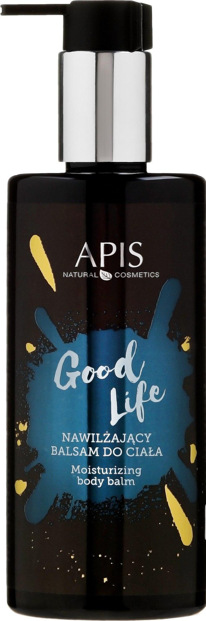 Feuchtigkeitsspendende Körperlotion - APIS Professional Good Life — Bild 300 ml