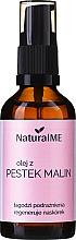 Düfte, Parfümerie und Kosmetik Himbeersamenöl für Körper, Gesicht und Haare - NaturalME