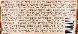 Revitalisierende Farbschutzcreme mit Bio-Krasnika-Hydrolat, Amaranthöl und Arginin - Natura Siberica Super Siberica Professional Care Cream — Bild N2