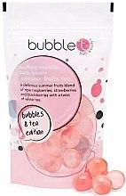 Düfte, Parfümerie und Kosmetik Badeperlen Sommer-Früchtetee - Bubble T Bath Pearls Summer Fruits Tea Melting