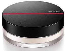 Düfte, Parfümerie und Kosmetik Loser Gesichtspuder transparent - Shiseido Synchro Skin Invisible Silk Loose Powder