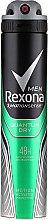 "Düfte, Parfümerie und Kosmetik Deospray Antitranspirant ""Quantum"" - Rexona Deodorant Spray Man"
