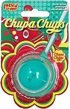 Düfte, Parfümerie und Kosmetik Kinder Lippenbalsam mit Wassermelonen Geschmack - Lip Smacker Lip Balm Chupa Chups Watermelon