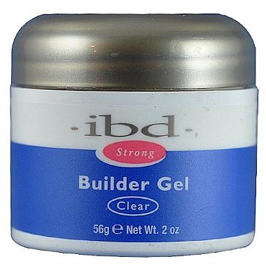 Aufbau-Gel für natürlich schöne glänzende Nägel - IBD Clear Builder Gel — Bild N4