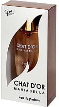 Düfte, Parfümerie und Kosmetik Chat D'or Chat D'or Mariabella - Eau de Parfum