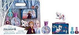 Düfte, Parfümerie und Kosmetik Disney Frozen II - Kinderset (Eau de Toilette 50ml + Nagellack 2x5ml + Kosmetiktasche)