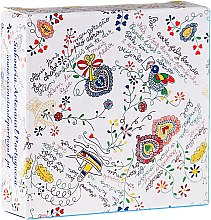 Düfte, Parfümerie und Kosmetik Naturseife Violet Scrub - Essencias De Portugal Namorados Violet Scrub Soap Live Portugal Collection