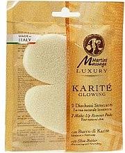 Düfte, Parfümerie und Kosmetik Make-up-Entfernungsschwämmchen 2 St. - Martini Spa