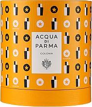 Düfte, Parfümerie und Kosmetik Acqua Di Parma Colonia - Duftset (Eau de Cologne 100ml + Duschgel 75ml + Deodorant 50ml)