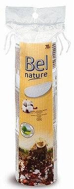 Kosmetische Wattepads rund - Bel Premium Bio Nature Pads — Bild N1