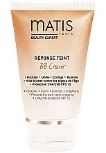 Düfte, Parfümerie und Kosmetik BB Creme SPF 15 - Matis BB Cream Reponse Teint SPF 15