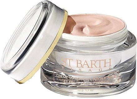 Creme-Maske für das Gesicht mit rosa Tonerde und Passionsfrucht - Ligne St Barth Cream Mask With Pink Clay And Passion Fruit — Bild N1