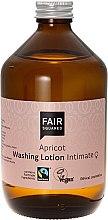 Düfte, Parfümerie und Kosmetik Waschlotion für die Intimhygiene mit Aprikose - Fair Squared Apricot Washing Lotion Intimate