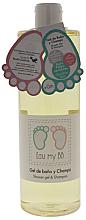 Düfte, Parfümerie und Kosmetik Duschgel-Shampoo für Babys - Air-Val International Eau My BB Shower Gel & Shampoo