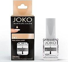 Düfte, Parfümerie und Kosmetik 3in1 Schnelltrocknender und glänzender Unter- und Überlack - Joko Manicure Salon 3 in 1 Top