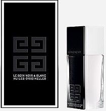 Düfte, Parfümerie und Kosmetik Set - Givenchy Le Soin Noir Blanc Huiles Originelles (f/oil/2x15ml