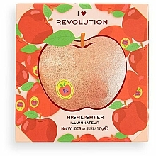 Düfte, Parfümerie und Kosmetik Highlighter für das Gesicht - I Heart Revolution Tasty 3D Highlighter