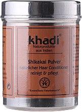 """Düfte, Parfümerie und Kosmetik Natürlicher Haarconditioner in Pulver """"Shikakai"""" - Khadi Shikakai Pulver"""