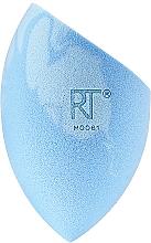 Schminkschwamm hellblau - Real Techniques Miracle Complexion Sponge For Foundation & BB Cream 04158 — Bild N2