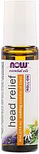 Düfte, Parfümerie und Kosmetik Kopfschmerzöl Roll-on - Now Foods Essential Oils Head Relief Roll-On