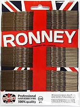 Düfte, Parfümerie und Kosmetik Haarklemmen 60 sm 100 St. - Ronney Bronze Hair Bobby Pins
