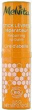 Düfte, Parfümerie und Kosmetik Regenerierender Lippenbalsam mit Bienenwachs - Melvita Apicosma Repairing Lip Balm
