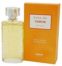 Düfte, Parfümerie und Kosmetik Caron Eaux De Caron Forte - Eau de Toilette