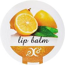 "Düfte, Parfümerie und Kosmetik Bio-Lippenbalsam ""Limonade"" - Hristina Cosmetics Lip Balm"