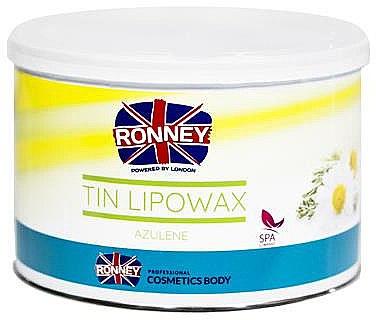 Enthaarungswachs mit Azulen - Ronney Wax Tin Azulene — Bild N1
