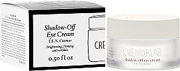Düfte, Parfümerie und Kosmetik Augenkonturcreme - Cremorlab T.E.N. Cremor Shadow-Off Eye Cream