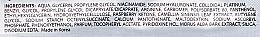 Feuchtigkeitsspendende Gesichtsmaske mit Platin, Hylaronsäure und Sauna-Effekt - Iroha Divine Collection Platinum & Hyaluronic Acid — Bild N2