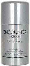 Düfte, Parfümerie und Kosmetik Calvin Klein Encounter Fresh - Deodorant Stick für Männer
