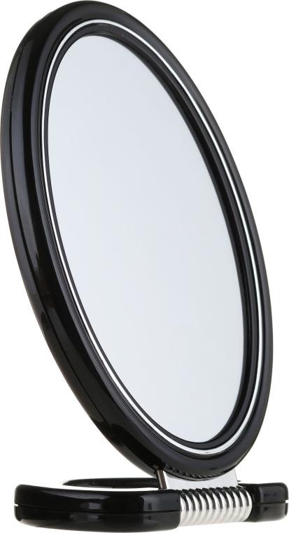 Kosmetikspiegel mit Ständer 9503 schwarz - Donegal Mirror — Bild N1