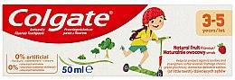Düfte, Parfümerie und Kosmetik Kinderzahnpasta 3-5 Jahre - Colgate Kids 3-5 Toothpaste