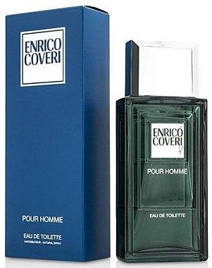 Enrico Coveri Pour Homme - Eau de Toilette — Bild N1