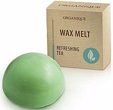 Düfte, Parfümerie und Kosmetik Tart-Duftwachs Refreshing Tea - Organique Refreshing Tea Tarts Wax Melt